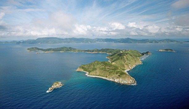 Peter Island Resort and Spa: This 1,800-acre private island in the British Virgin Islands has five secluded beaches.
