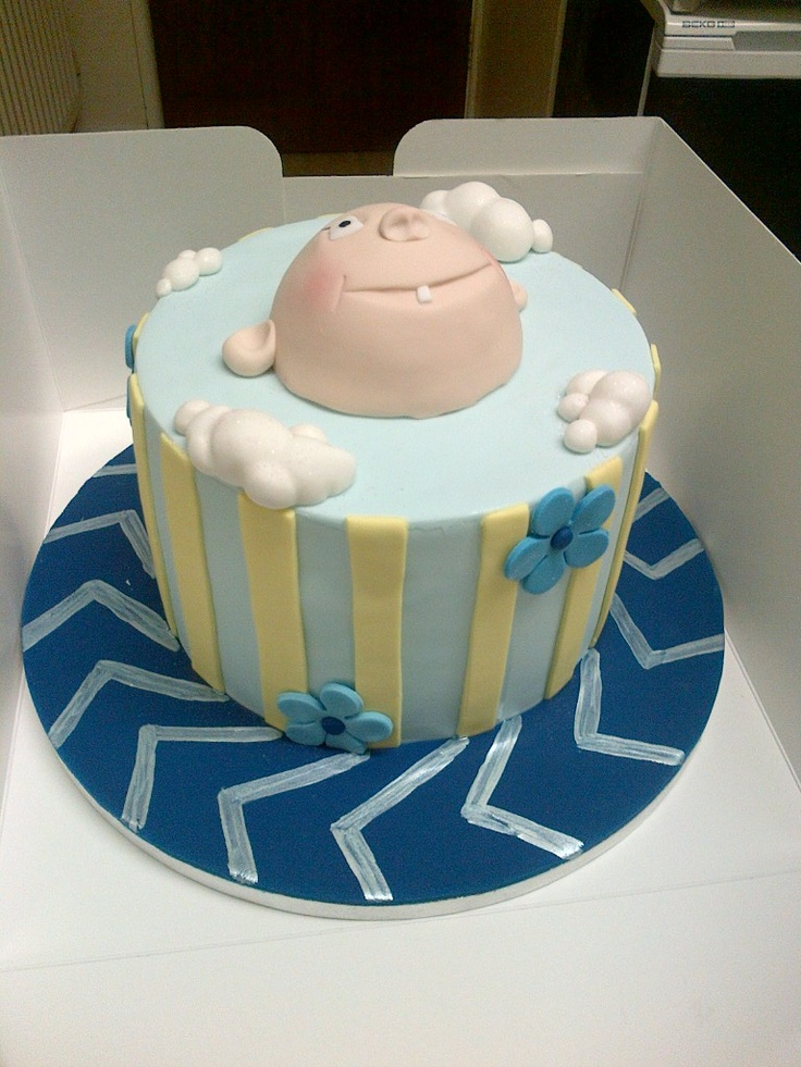 17 Best Midwife Cakes Images On Pinterest Cakes Baby Showers Baby