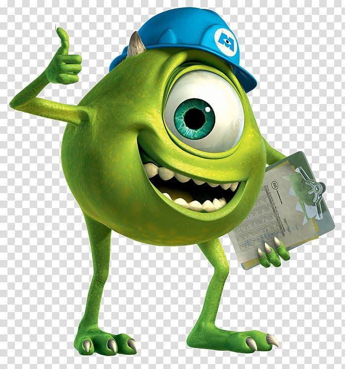 Monster University Character Mike Wazowski James P Sullivan Randall Boggs Monsters Inc Pixar Monster Inc Transp Monster University Monsters Inc Monster Co