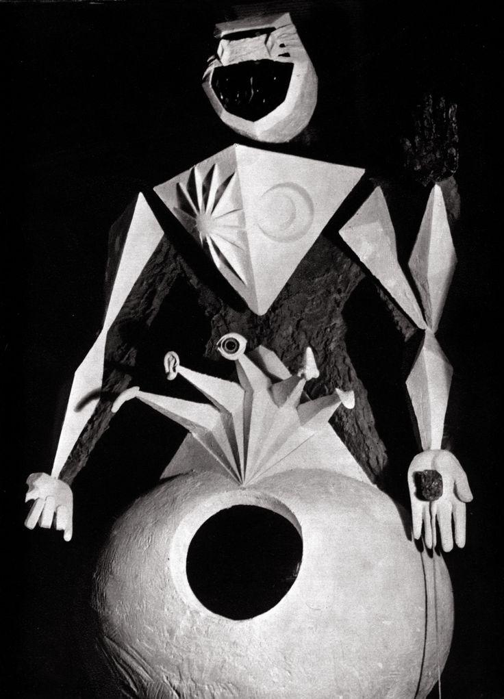 Les Grands Transparents, Jacques Hérold. 1947