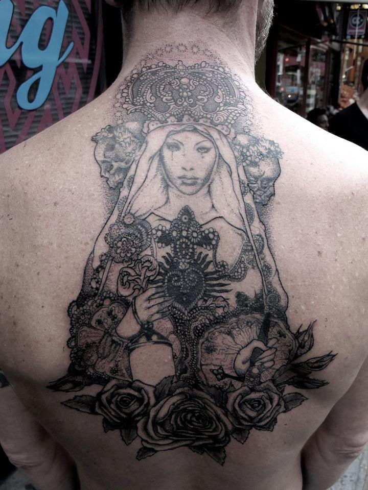 Delphine Noiztoy ink tattoo