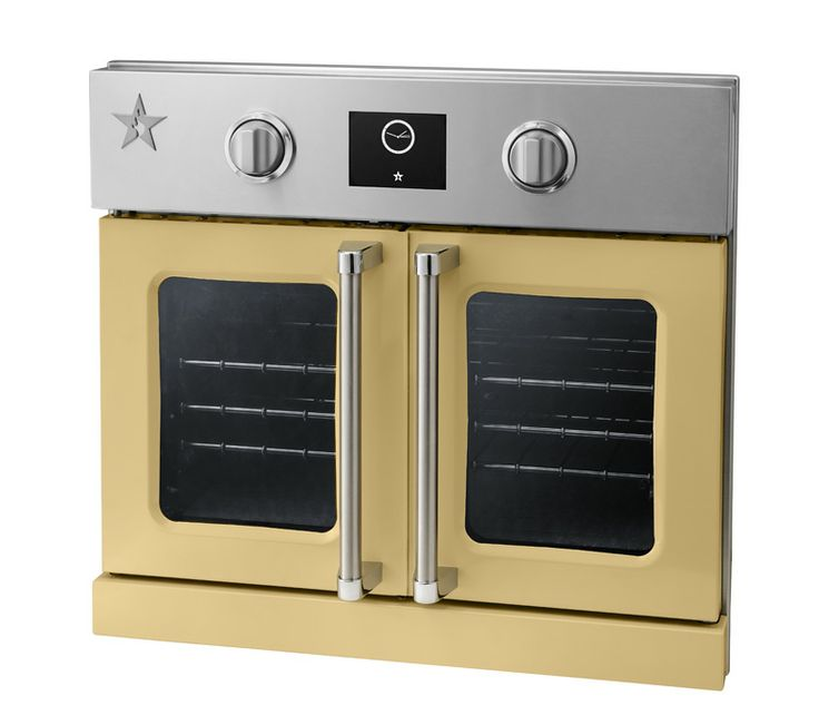 bluestar electric wall oven in ivory ral - Electric Wall Oven
