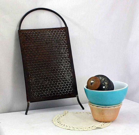 70 Best Old Metal Graters Images On Pinterest Grater