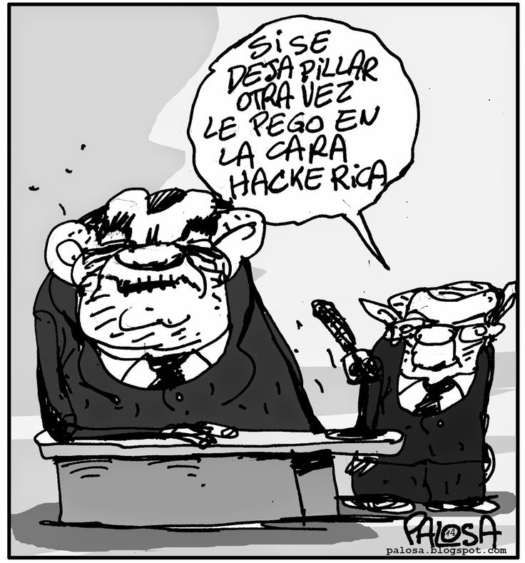 PALOSA - Caricatura Editorial: CHUZADAS Publicado 25 de mayo de 2015