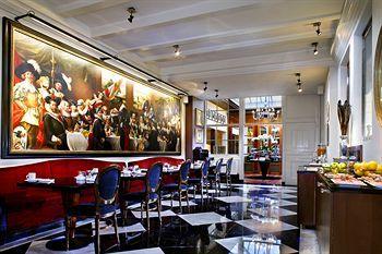 Hotel Pulitzer Amsterdam Restaurant