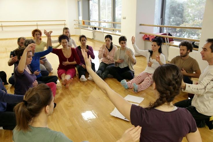 Axis Syllabus Workshop with Baris Mihci -video | in the studio