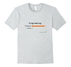 Las camisetas para programadores más divertidas para que puedas presumir de ser un gran programador