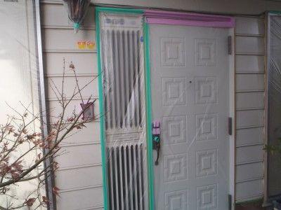 古河市にて屋根・外壁塗装!落ち着いた色で良い雰囲気になりました!!②