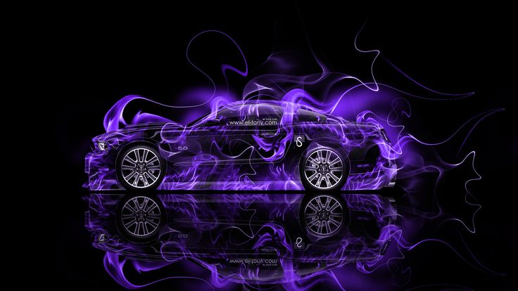 ford mustang gt muscle violet fire car 2014 hd wallpapers design by tony kokhan wwwel tonycom_jpg 19201080 mustang colors pinterest - Mustang 2014 Purple