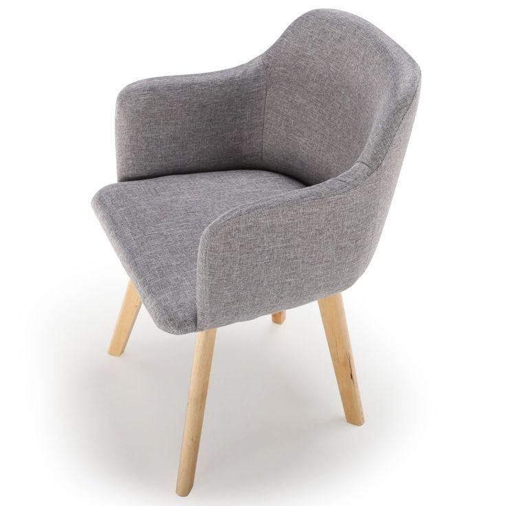 Les 25 meilleures id es de la cat gorie chaise tissu sur for Chaise nordique