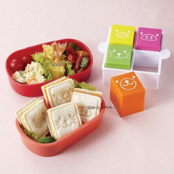 Bento Sandwich Cutter and Stamp Square