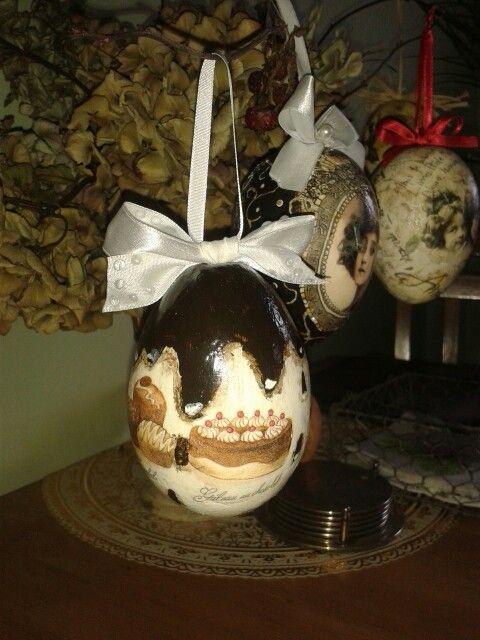 Sweet egg