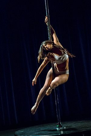 I stage managed the Flight Club Winter Pole Dance Showcase. Photography by Christopher Donald
