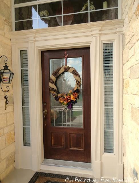 Upgrading exterior door molding
