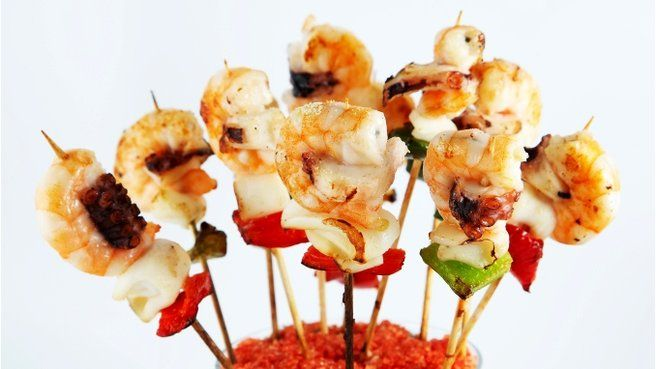 50 best images about cuisine au barbecue on pinterest for Entree barbecue facile