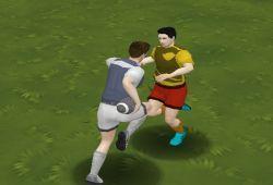Atrapa el balón de rugby y avanza todo lo que puedas sin perder el balón. ¿Serás capaz de llegar al final del campo de juego?. Si lo consigues aumentaras tu marcador y quien sabe a lo mejor puedes ganar la medalla de oro en los juegos olímpicos de Río 2016. Tu legado será esquivar a tus adversarios, avanzar todo lo que puedas y colar el balón entre las porterías de rugby que te vayas encontrando. Para jugar solo necesitas usar el ratón de PC, más abajo les explicaremos los botones…