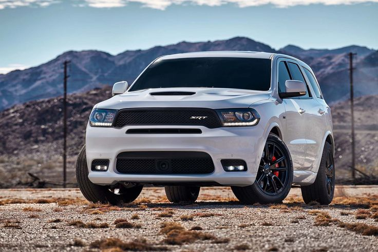 The Dodge Durango receives the SRT treatment for 2018. No, the new Durango SRT doesn't receive the Hellcat 6.2-liter supercharged V-8, but it's naturally aspirated 6.4-liter engine still offers more grunt than any 3-row SUV should ever need. It's offering 475 horsepower and 470...