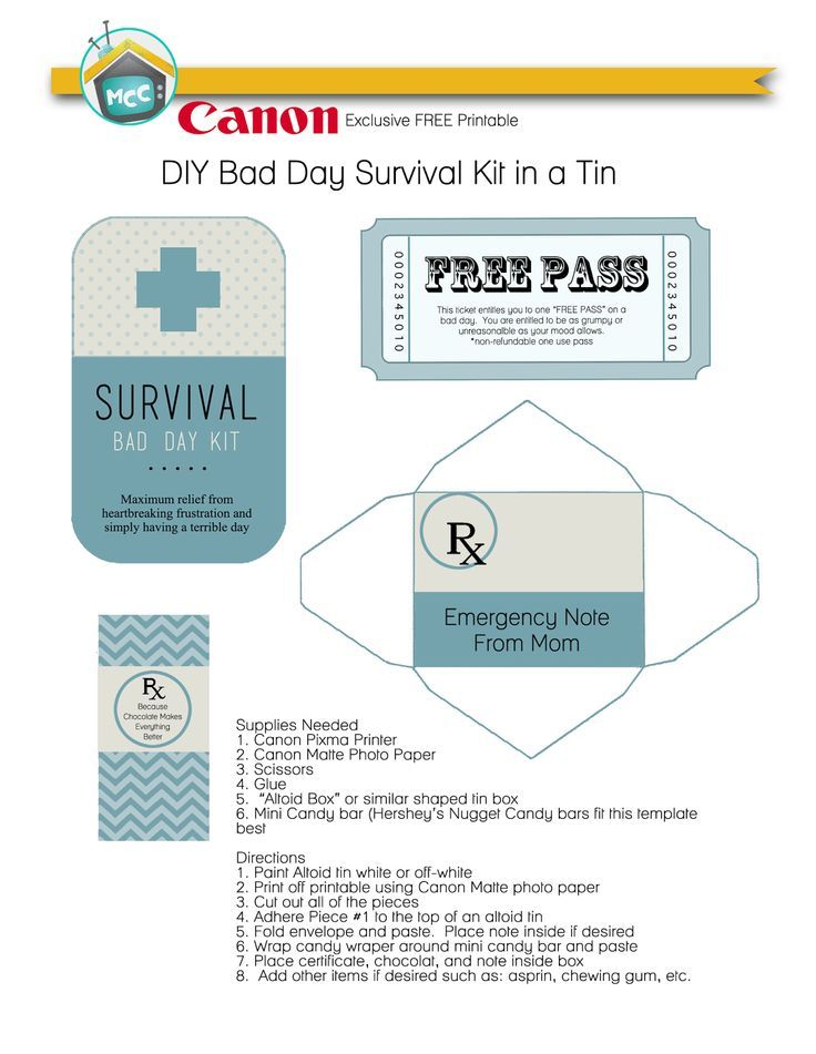 Image Result For Altoids Tin Label Template Free Paper Printables Project Life Freebies Templates Printable Free