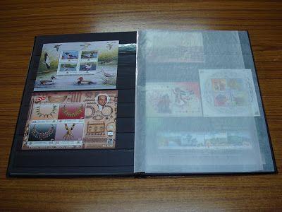Todo lo que se debe saber sobre los albums de sellos postales o estampillas.