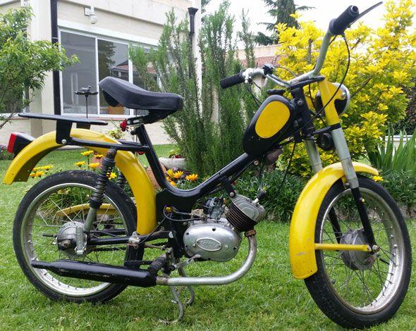 Moto Zanella Bambina 1976