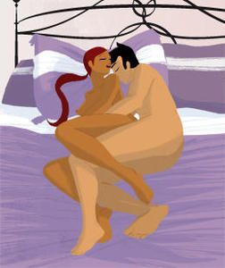 35 best kamasutra une trinit images on pinterest - Position de la cuillere ...