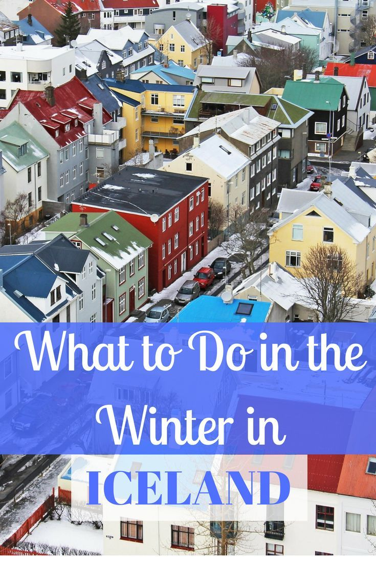 While going to Iceland in the winter might seem crazy, it's actually quite enjoyable! From going to geothermal pools to exploring volcanoes, here's what to do in Iceland in the winter.
