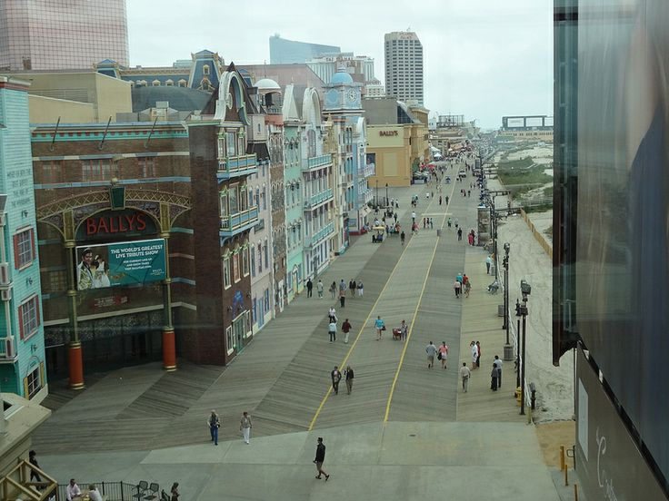 Atlantic City Boardwalk - 2012