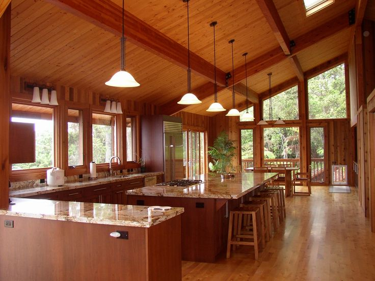 Log Home Interior Design | The Home Sitter