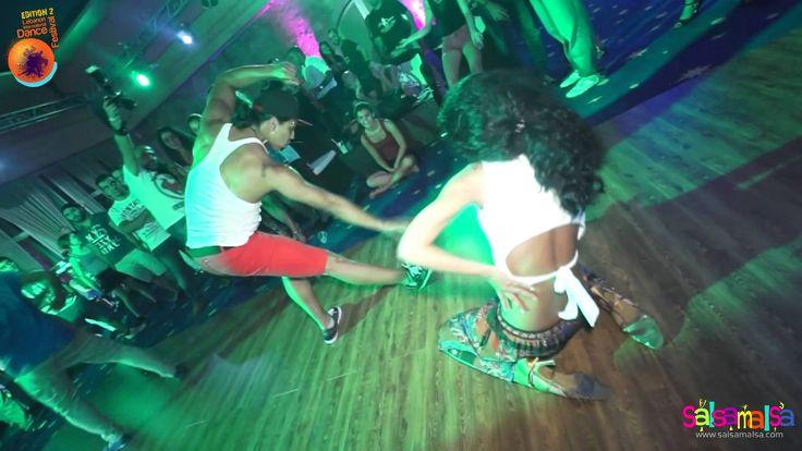 MARVIN RAMOS - OLI RIZO SOCIAL DANCE | LEBANON DANCE FESTIVAL 2014
