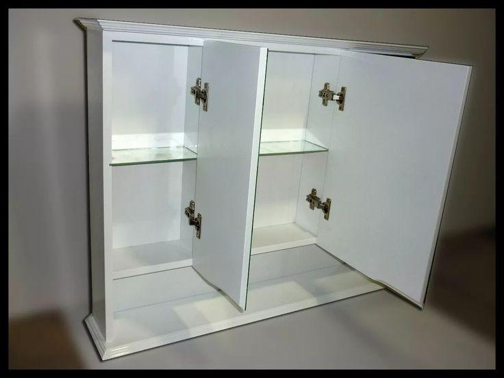 M s de 25 ideas incre bles sobre espejo de botiqu n solo for Mueble botiquin bano