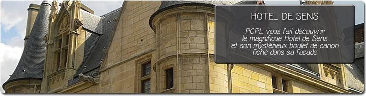 29 juillet : dernier jour de la révolution de Juillet 1830. Un boulet de canon datant de cette époque est encore fiché dans la facade de l'hotel de sens à Paris