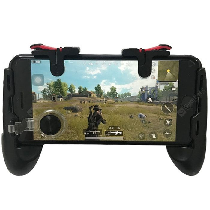 Mobile Game Controller with Joystick / Fire Buttons for 5.0 – 6.0 inch Phone