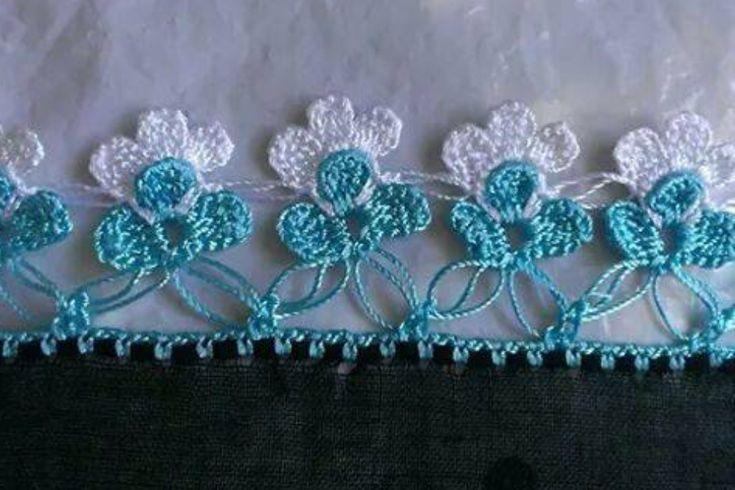 Turkish Oya Lace