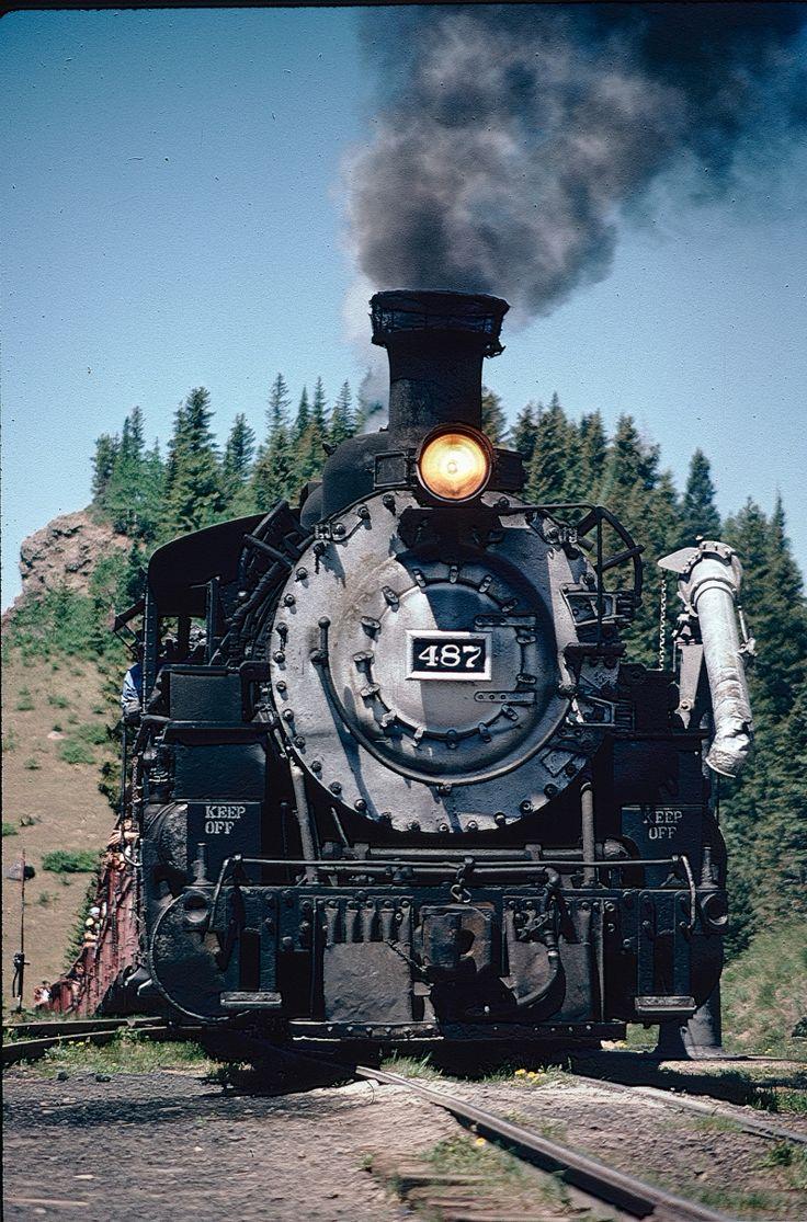 D rgw steam locomotivetrains