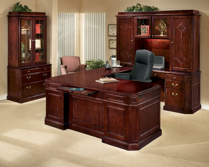 Best quality Oxmoor private office furniture, available through Connecting  Elements
