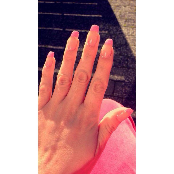 My nails barbie nails Pinterest : Mina.K.