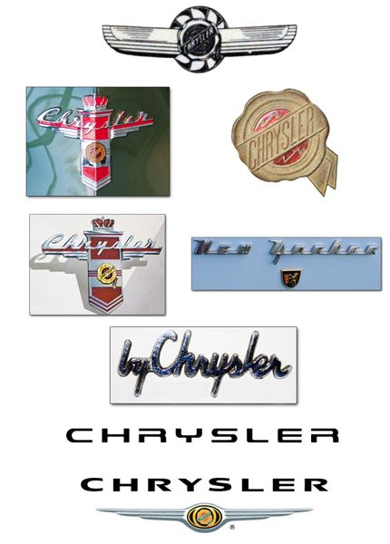 Chrysler Logo - Design and History of Chrysler Logo