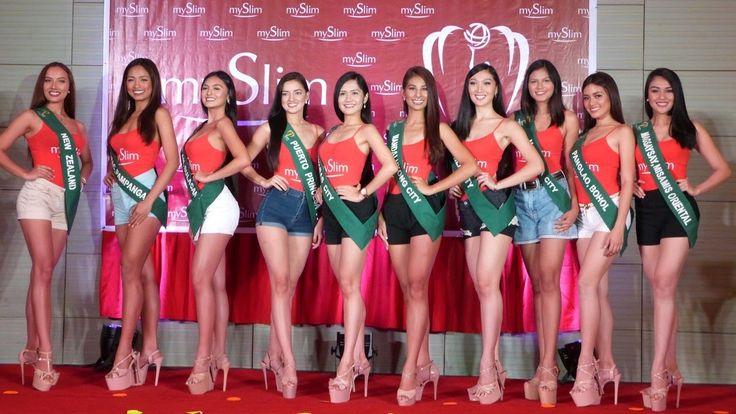 MySlim X Miss Philippines Earth 2017