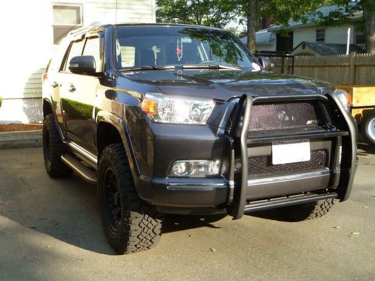 Bull Bar Design Http Www Toyota 4runner Org Gallery
