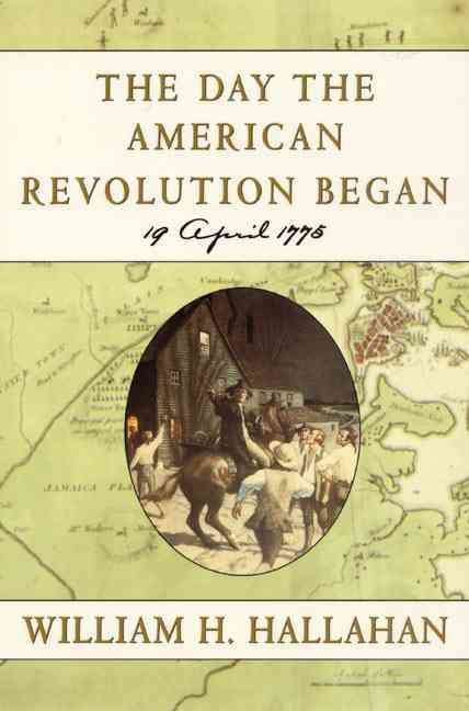 At around 4A.M. Wednesday, 19 April 1775, the advance contingent of a two-thousand-man British military force marched into Lexington, fully armed and battle ready, and there confronted seventy-seven A