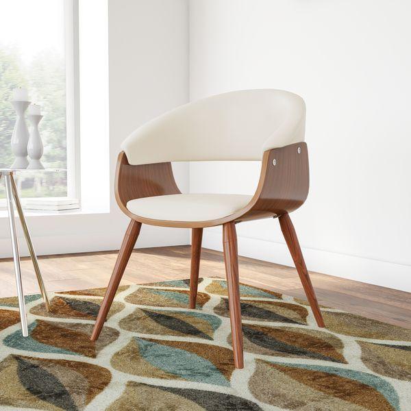 Carson Carrington Ganlose Mid Century Modern Accent Dining Chair