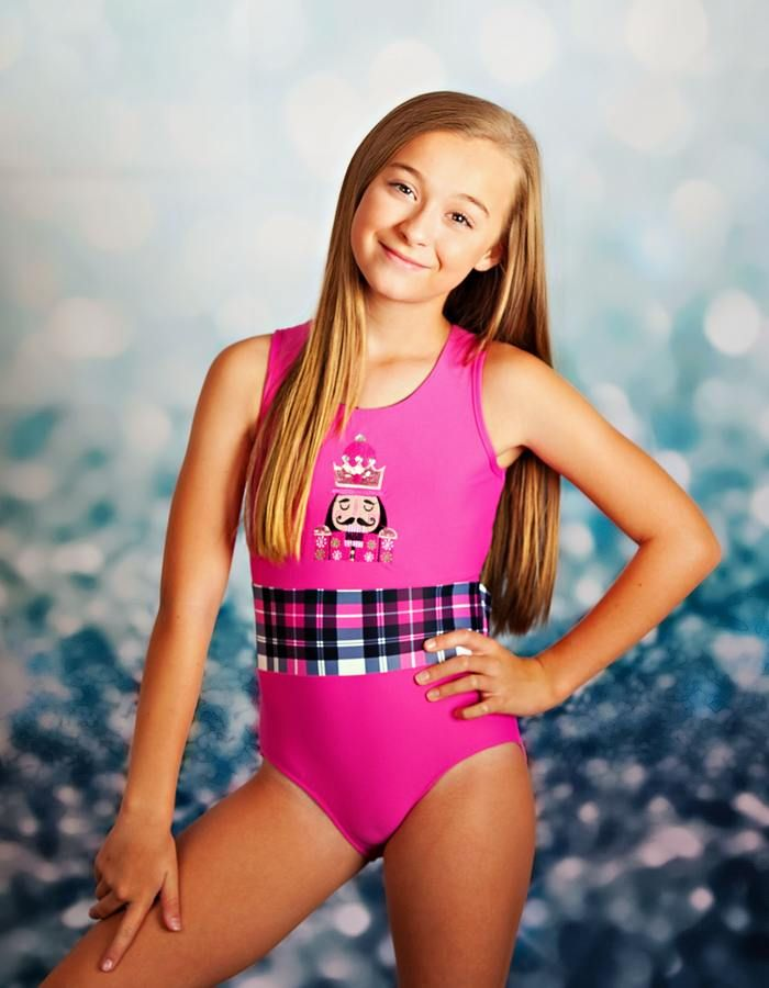 091e7776121ee Fit to Be Tied Leotard - Holiday Wishes Cute Little Girls, Cute Kids, Cool