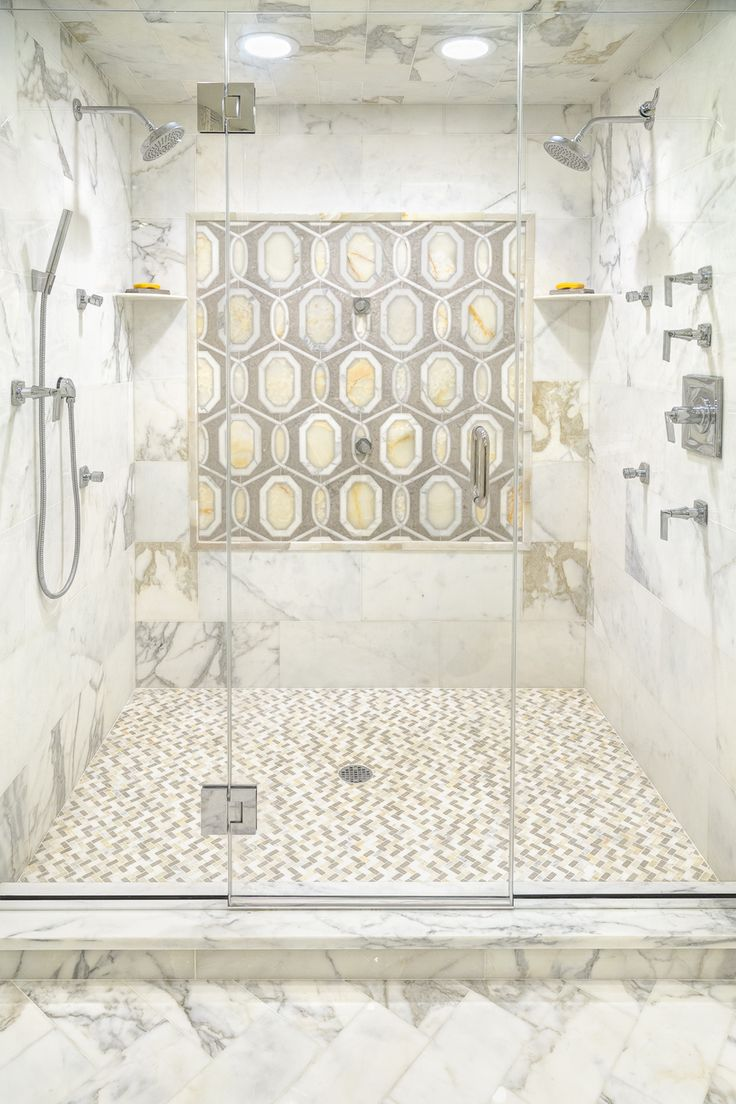 17 Best Images About Calacatta Gold Stone By Artistic Tile On Pinterest Mosaics Floors And