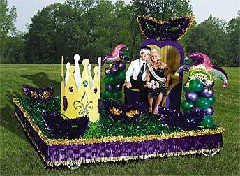 Mardi Gras Float Kit