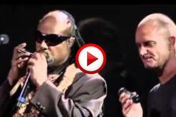 Sting ft Stevie Wonder - Fragile #videos, #videobox, #pinsland, #sting, #steviewonder, #music, https://apps.facebook.com/yangutu