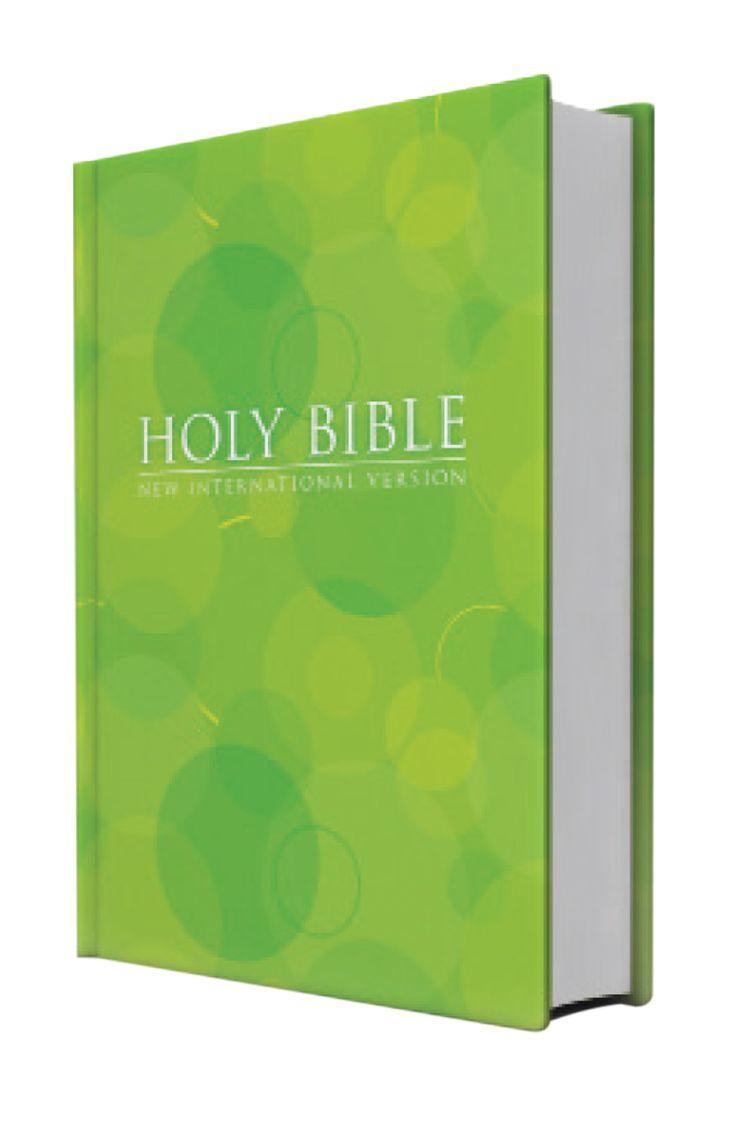 Standard Fashion Range - Lime Green Design. http://christianmediapublishing.com/product/niv-standard-bible-hardcover-printed-lime-green/
