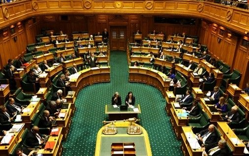 New Zealand apologizes to the LGBT community for all past anti-LGBT laws