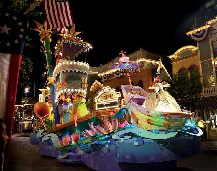 one of our favorite disneyland parade floats princess