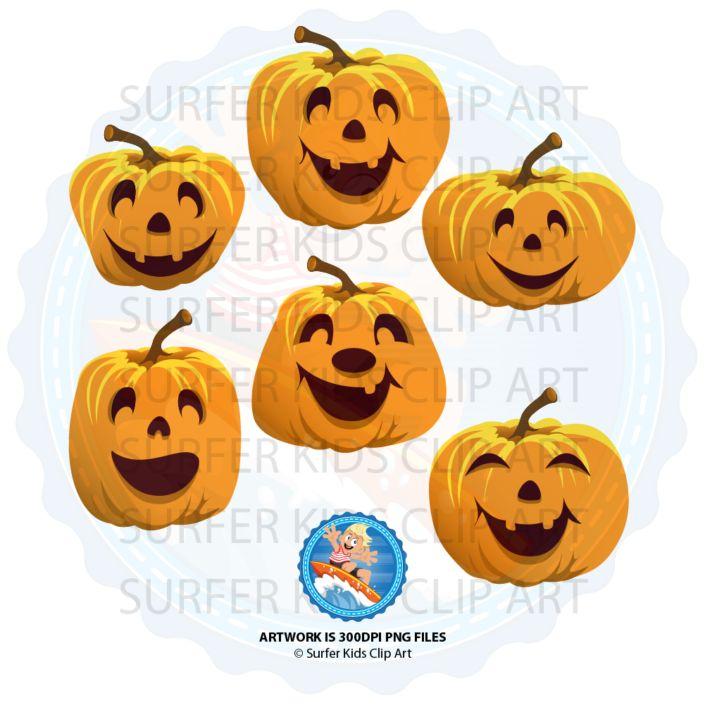 Jack-o-Lantern, Pumpkin Smileys
