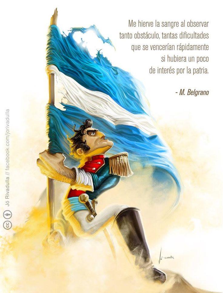 (Manuel Belgrano)